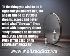 Fail Your Way To Success!