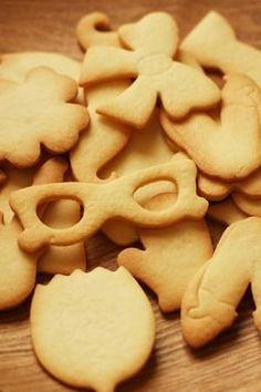 「アイシングクッキー用型抜きクッキー」vivian   お菓子・パンのレシピや作り方【corecle*コレクル】