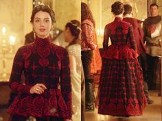 the CW's Reign Fashion & Style