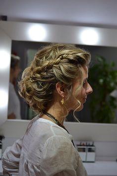 ESTILISMO CON ROMY: Ideas de peinados y recogidos para invitadas de boda, tendencias 2015