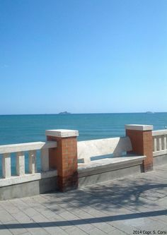 #Piombino #Tuscany is a bijoux nestling on the Tuscan coastline with its picturesque Piazza Bovio being positioned on a sea cliff facing Elba.