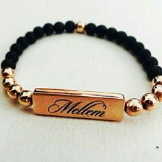 D'Angel Design Name Bracelet
