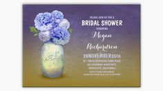 BRIDAL SHOWER | Wedding and Party Invitations