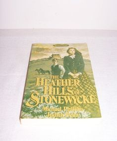 """Vintage BOOK """"The Heather Hills of Stonewycke"""" (The Stonewycke Trilogy, Book 1) Scottish Romance Paperback 1985 by SheCollectsICreate on Etsy"""