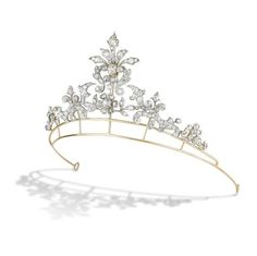 the same tiara at a slightly different angel