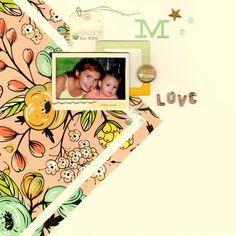 love || HappyGRL - Scrapbook.com