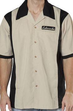 Urban Achievers Big Lebowski Bowling Shirt