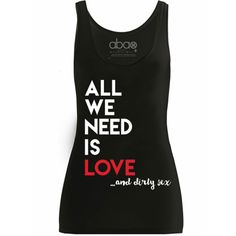 Purple Leopard Boutique - All We Need Is Love Womens Tank Top by ABAO, $27.00 (http://www.purpleleopardboutique.com/all-we-need-is-love-womens-tank-top-by-abao/)