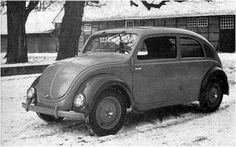 "1933 -Porsche ""Type 32"" Käfer Prototype"