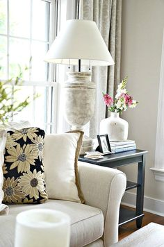 laura ashley lamp shades table lamps Press Visit link above for more options at Lamps Are Decorative And Functional Too... bedside table lamps b&m country style table lamps bedroom