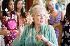Betty White in You Again