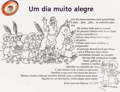 Blog da Catequista Lucimar: Domingos de ramos