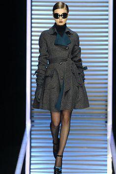 Salvatore Ferragamo Fall 2007 Ready-to-Wear Fashion Show - Anna Mariya Urazhevskaya