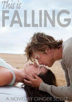 Okładka książki This is Falling