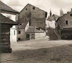 New World, Prague by Dolezal bros… Praha, Heart Of Europe, Magic City, Czech Republic, Historical Photos, Vintage Images, Old Photos, Environment, Scrapbook