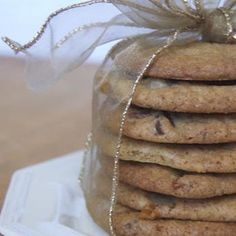 Triple Chocolate Toffee Caramel Cookies Recipe - ZipList