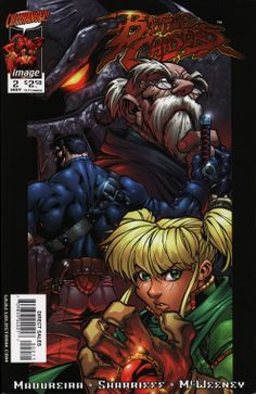 Battle Chasers #2 by Joe Madureira