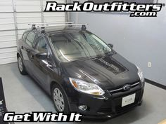Rack Outfitters - Ford Focus Thule Rapid Traverse SILVER AeroBlade Base Roof Rack '12-'14*, $381.85 (http://www.rackoutfitters.com/ford-focus-thule-rapid-traverse-silver-aeroblade-base-roof-rack-12-14/)