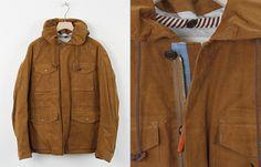 Visvim 3L Gore-Tex Jacket