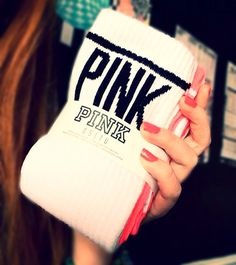 Victoria's Secret PINK socks