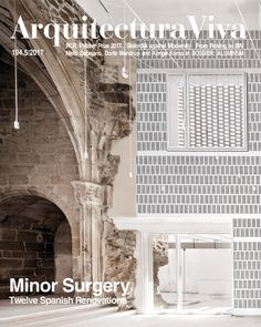 Arquitectura Viva 194 - CIRUGÍA MENOR  Cirugía menor http://ift.tt/2pKgKjJ