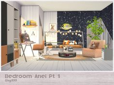 1 by for The Sims 4 Sims 4 Cc Furniture, Kids Bedroom Furniture, Shabby Chic Furniture, Resource Furniture, Plywood Furniture, Luxury Furniture, Modern Furniture, Furniture Design, Outdoor Furniture