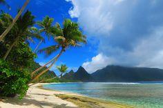 A Week In Ofu Beach In American Samoa   X Days In Y
