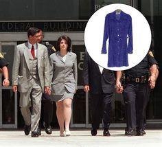 Monica Lewinsky's Blue Dress? | Wonder Whatever Happened ...