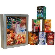 Stash Tea Company Holiday Teas Gift Set with Festive Holiday Lid $15.16