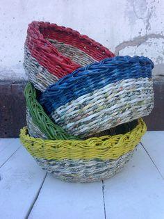 Paper Basket, Wicker Baskets, High School, Teacher, Facebook, Home Decor, Professor, Decoration Home, Room Decor