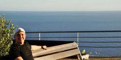 Mochilão de Ernesto Junior em 2011 à Ilha da Madeira, Portugal.