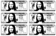 Reproducible art bucks by Rama Hughes, #ClassroomManagement