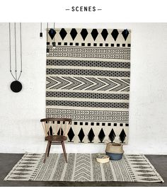 Cheap white rug, Buy Quality design carpet directly from China style carpet Suppliers: 100% wool handmade Carpet geometric Indian black and white Rug plaid striped Modern contemporary design Kilim Nordic style