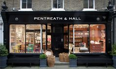 Pentreath & Hall - 17 Rugby St - Bloomsbury - London