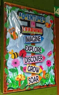 Discover recipes, home ideas, style inspiration and other ideas to try. Soft Board Decoration, School Board Decoration, Class Decoration, School Decorations, School Displays, Classroom Displays, Classroom Decor, Classroom Quotes, Bulletin Board Design