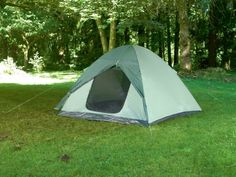 "Camping Kitchen :""Outbound Eiger 5 Person Tent - Green : Small"" *** Remarkable product available now."