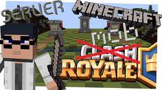 Minecraft Server's Ep15 - Mob Royale Clash Royale In Minecraft Vanilla Epico  IP