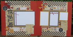 layout by Michelle Currie using CTMH Tommy paper