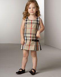 Burberry dress <3