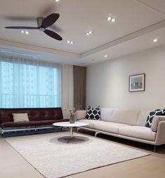 Pop False Ceiling Design, Ceiling Design Living Room, Living Room Designs, Green Living Room Paint, Luxury Homes Interior, Interior Design, Workspace Design, Apartment Interior, Modern House Design