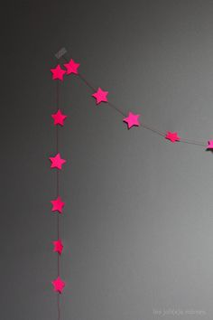 #neon star #guirlande