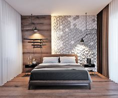 Cool Bedroom Furniture Ideas Calling all gamers, basin sharks, and lath bold collectors! Do you accept a added allowance at home? Consider transforming it into the bold allowance of your Bed Design, Interior, Home Bedroom, Awesome Bedrooms, Bedroom Interior, Industrial Style Bedroom, Luxurious Bedrooms, Cool Bedroom Furniture, Interior Design