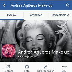 Andrea Agüeros Make-up