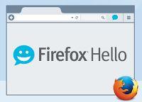 Da alcuni mesi è disponoibile Firefox Hello che permette di effettuare chiamate audio e video senza account, autenticazione o programmi aggiuntivi da scaricare.