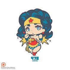 478 - Classic Wonder Woman, Jr Pencil on ArtStation at https://www.artstation.com/artwork/V0ry8
