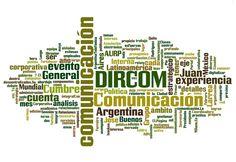 Dircom. Creada con las palabras de www.grupodircom.com / May 12 Periodic Table, Advertising, Concept, Clouds, Words, Periotic Table