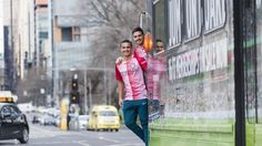 Headline act: Tim Cahill gets into the swing of life in Melbourne as City's…