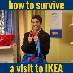 Movers.com - Tips and Tricks for Surviving a Visit to IKEA #MoversBlog #MoversCom