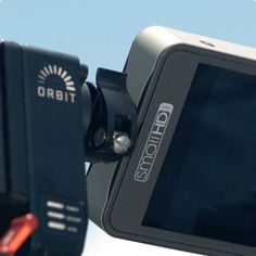 Keep Your Gimbal Monitor in Line of Sight at All Times with the Redrock Micro's Orbit Monitor Positioning System