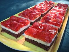 Beautiful Cakes, Fudge, Cake Recipes, Breakfast Recipes, Raspberry, Cheesecake, Deserts, Sweets, Homemade